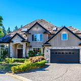 beautiful home secured with a non-conforming loan